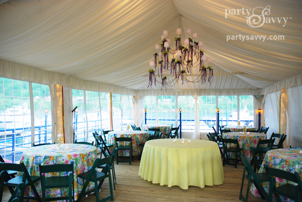 Fox Chapel Yacht Club Wedding Reception PartySavvy