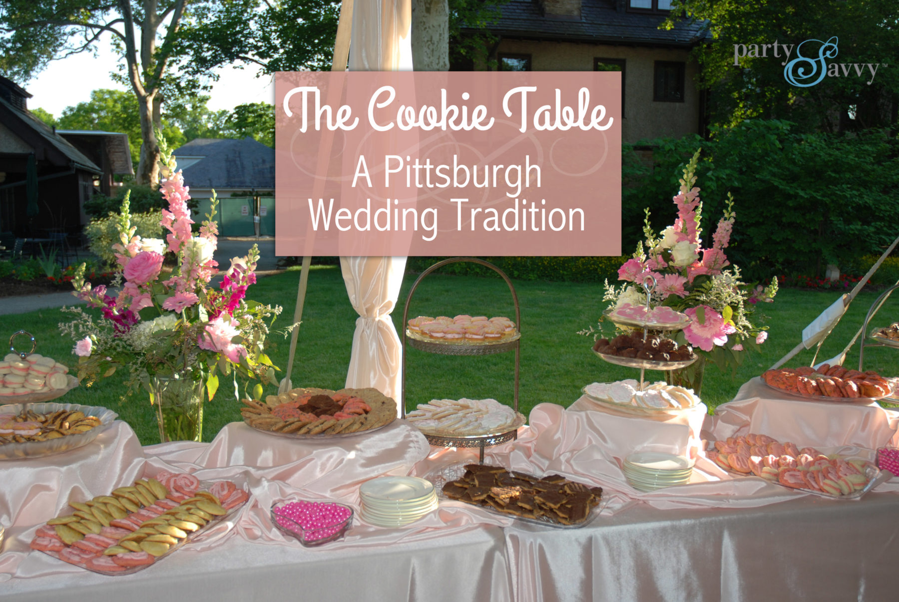 The Pittsburgh Cookie Table PartySavvy Pittsburgh PA