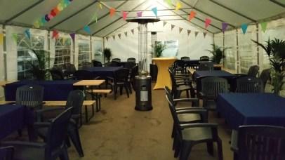 6x8 tent