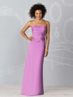 African Violet Purple Bridesmaid Dress from After Six