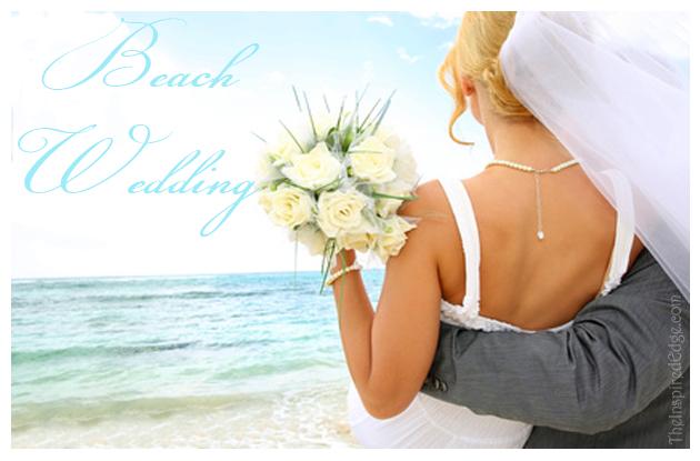 Beach Wedding Blog