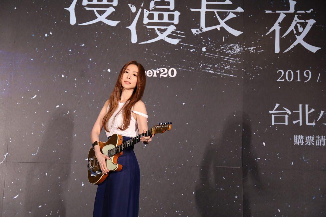 文青女神陳綺貞獨特姿態佇立20年 預告第七張新專輯籌備中