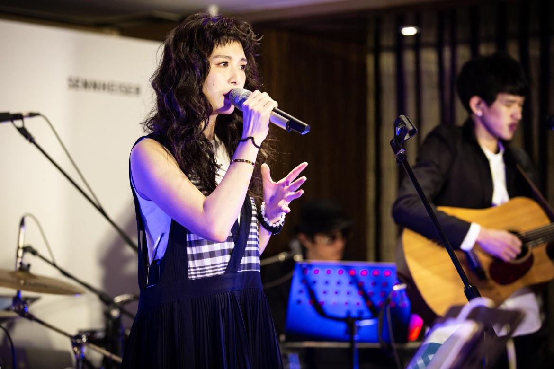 魏如昀為耳機品牌唱新歌 自爆最深愛的對象竟是他