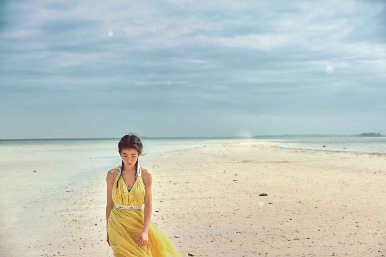 郭書瑤 × 帛琉 游進世界最美海洋