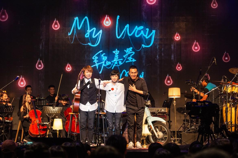 獲五月天、蘇打綠兩大天團青睞 創作新人魏嘉瑩再開個唱