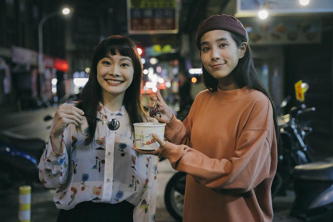 鄭宜農拍新歌MV 好友温貞菱帶紅豆湯暖心探班