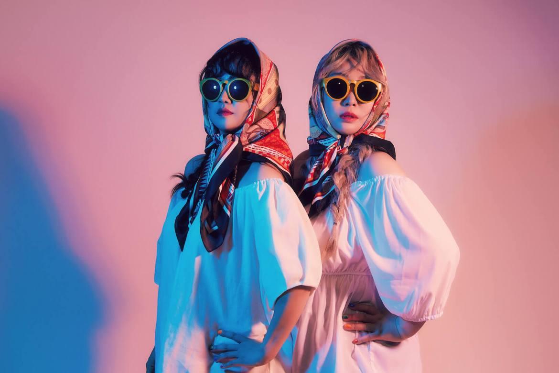 秘密姊妹給大人的療癒系童謠 〈Come On and Chit Chat〉英日語版同步公開