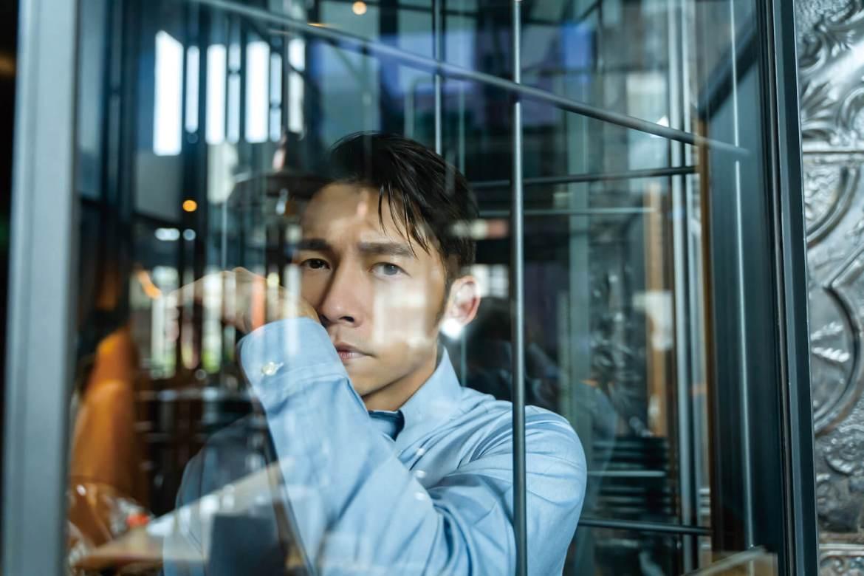 溫昇豪為新戲《茶金》宣傳 坦言是拍戲十年最滿意的作品