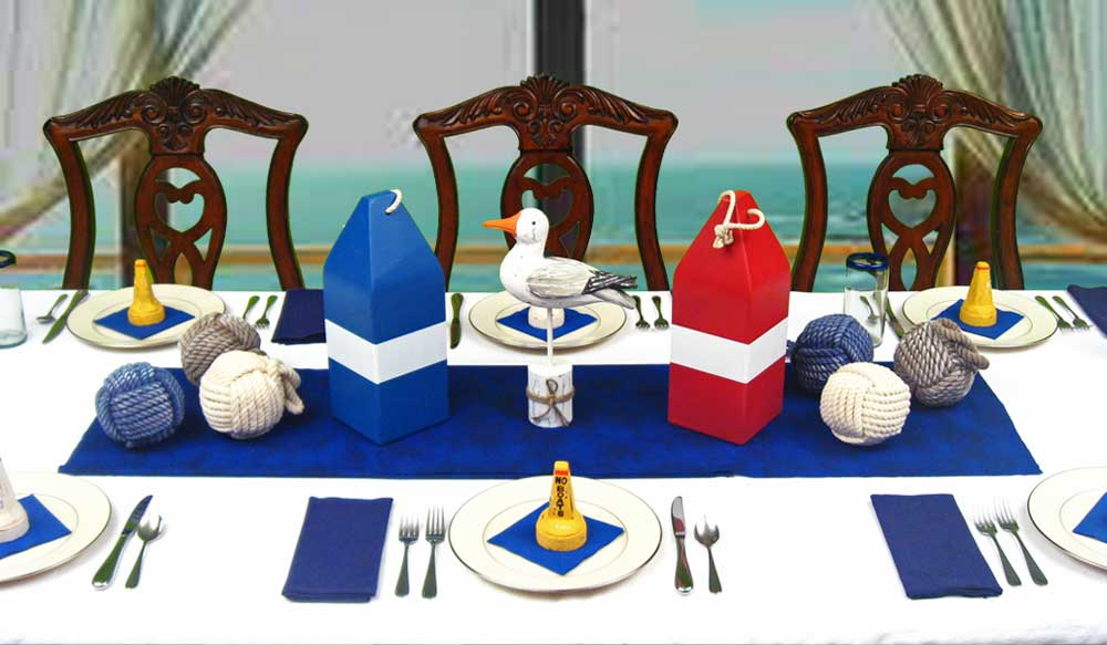 Nautical Table Decorations