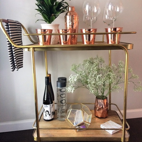 Belly up to the Bar(Cart)