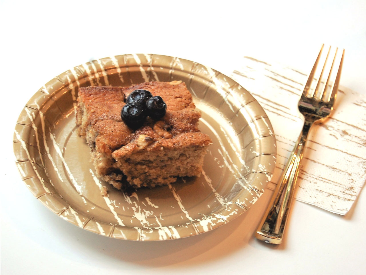Copy of Copy of Blueberry Coffee Cake - Step image 6