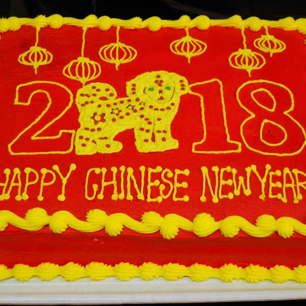 Chinese New Year~Year of the Dog