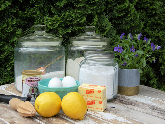 Lemon Squares What You'll Need_Materials