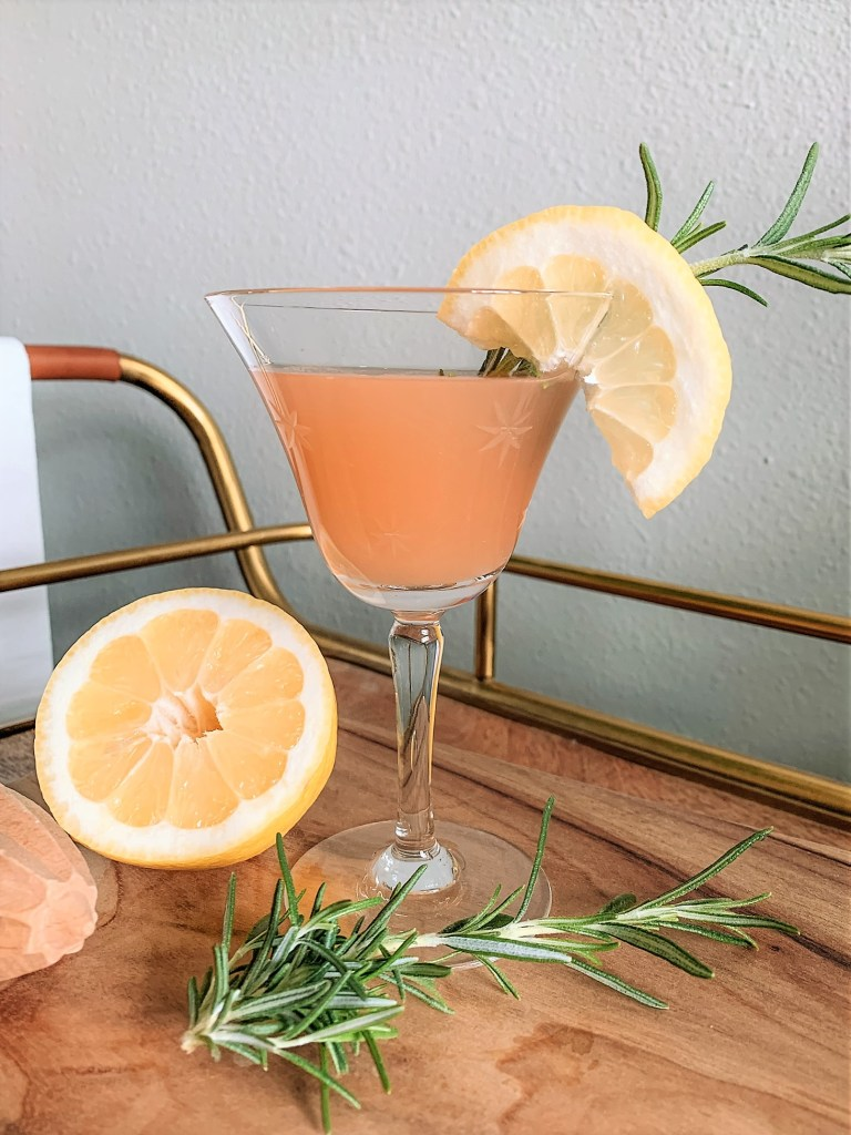 how to make a French tart cocktail