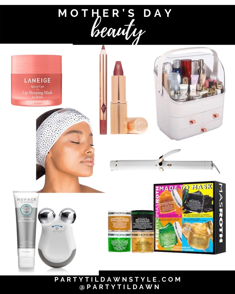 Mother's Day gift Guide beauty