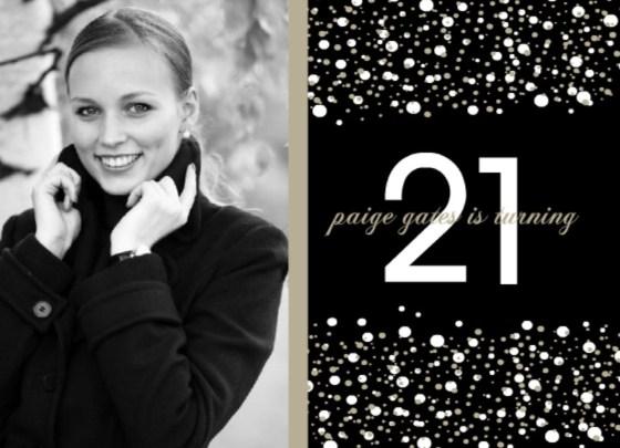21st birthday invitation wording ideas