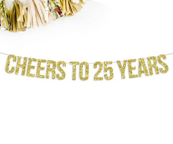 25th Birthday Ideas 25 Ways To Celebrate Turning 25 Fun Party Ideas