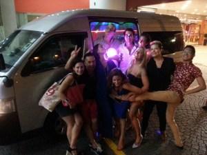Party Van Singapore