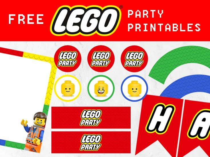 20 fun lego party ideas