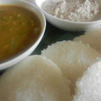 इडली सांभर बनाने की रेसिपी/ विधि हिन्दी में Idli Sambar Recipe Vidhi in Hindi