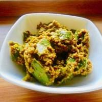 मोटी हरी मिर्च का अचार बनाने की विधि/ रेसिपी हिन्दी में Moti Hari Mirch ka Achar Recipe/ Vidhi in Hindi