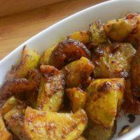 टिंडा मसाला सब्जी बनाने की विधि/ रेसिपी हिन्दी में Tinda Masala sabji Recipe Vidhi in Hindi