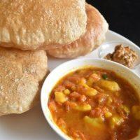 पूरी भाजी बनाने की विधि/ तरीका Poori Bhaji Recipe/ Vidhi