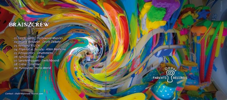 va - Brainzcrew - prvcd19 - image