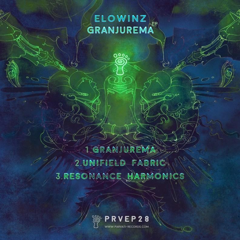 Elowinz - Granjurema - prvep28 - back cover