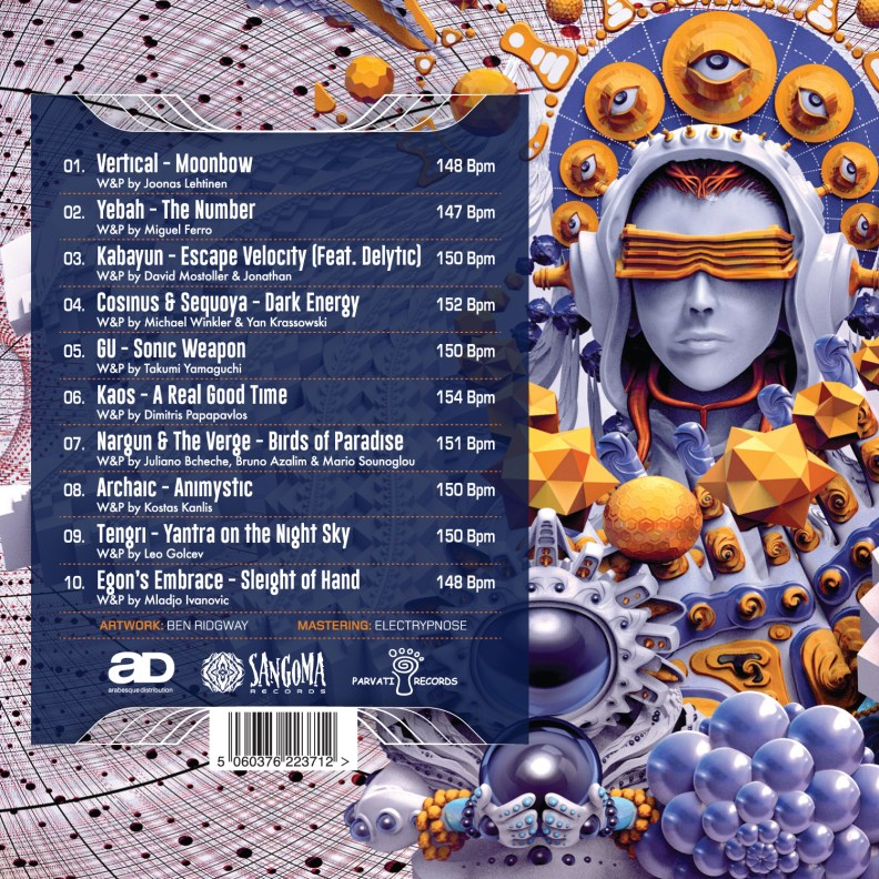 va - Bubble Universe 2 - prvsangcd02 - back cover
