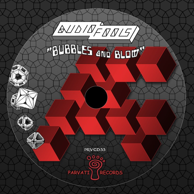 AudioFools - Bubbles and Blow - prvcd33 - CD