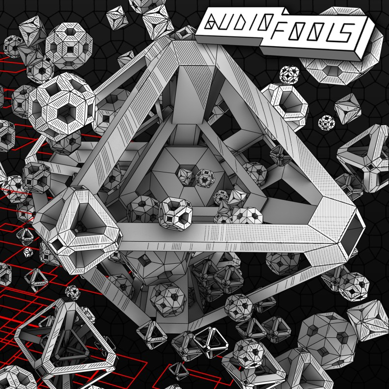 AudioFools - Bubbles and Blow - prvcd33 - front cover