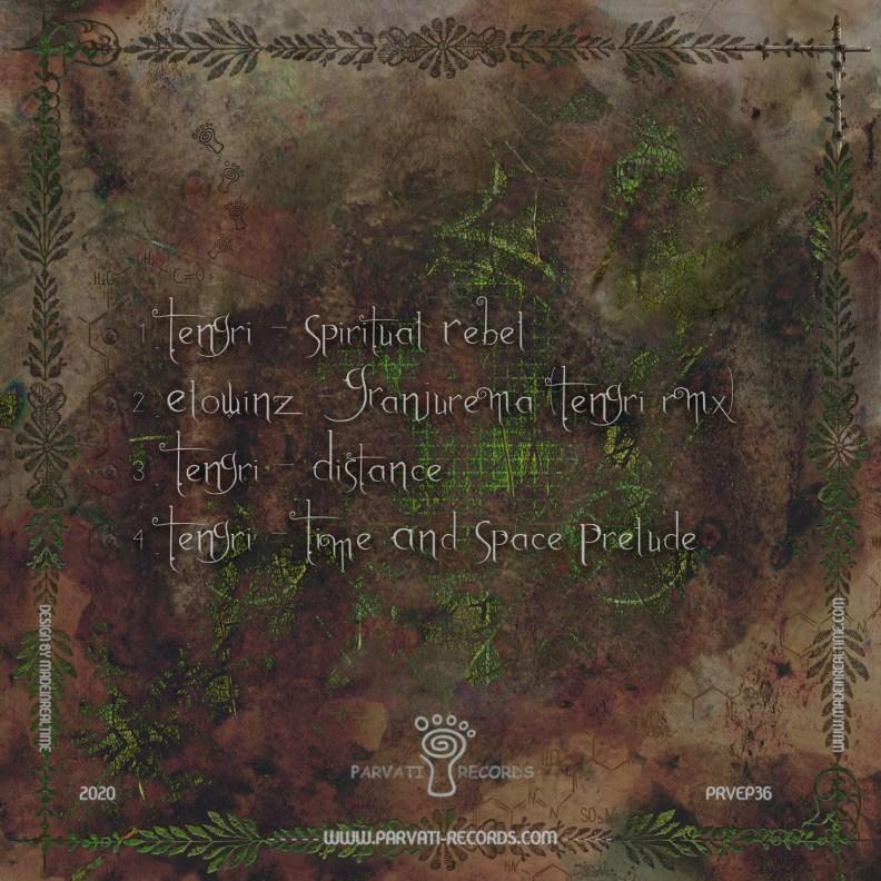 Tengri - Spiritual Rebel - prvep36 - back cover