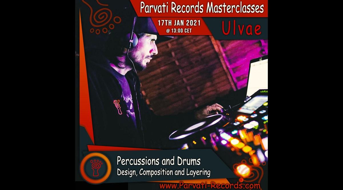 Parvati Records Masterclass: Ulvae