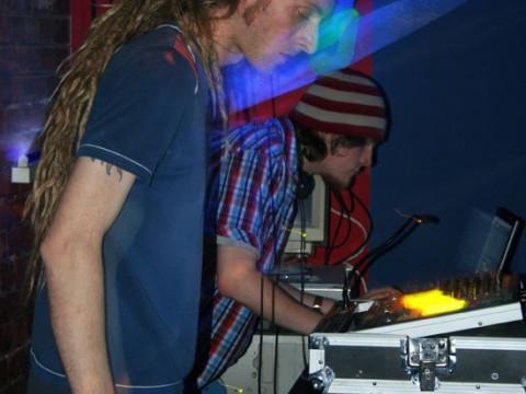 Ectogasmics - Parvati Records artists - profile photo