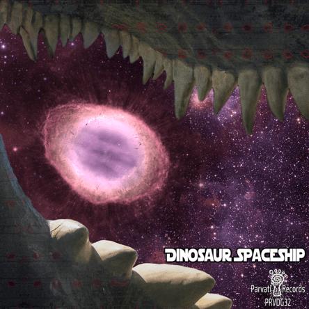 Dinosaour Spaceship - prvdg32 - featured image