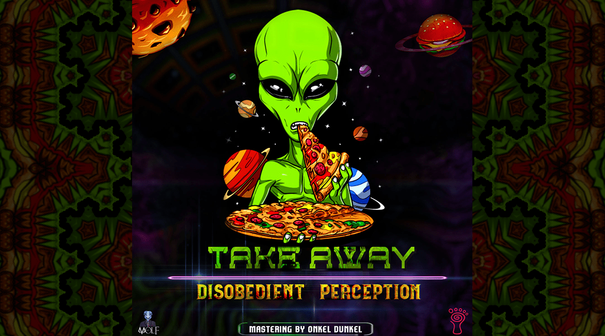 Disobedient Perception - Take Away - prvdg34 - featured image