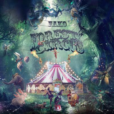 Fako - Forest Circus - prvdg21 - featured image