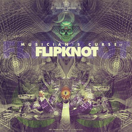 Flipknot - Musicians Curse - prvdg08 - featured image