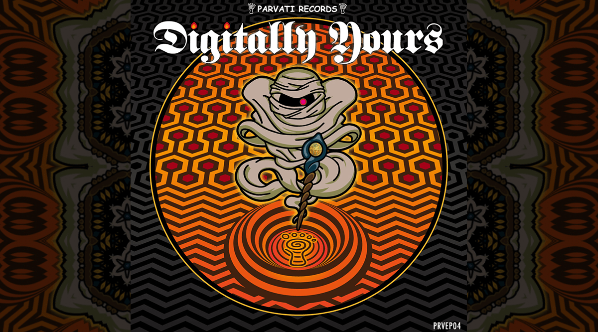 va - Digitally Yours - prvep04 - featured image
