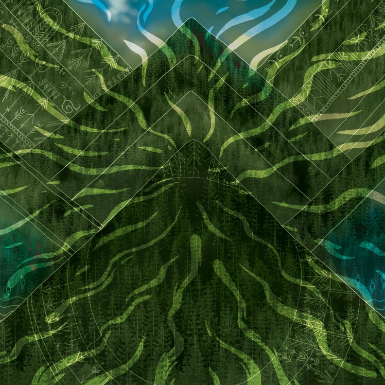 Archaic - Mountain Powers - prvcd32 - image