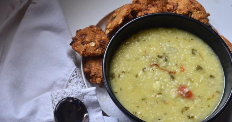 Ramadan Nombu Kanji/Rice Porridge