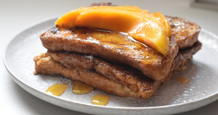 Delicious French Toast/Eggy Bread