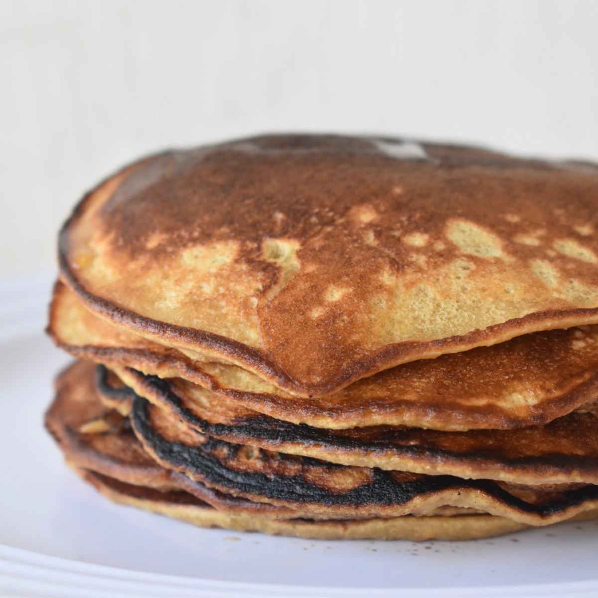Healthy delicious jaggery pancakes
