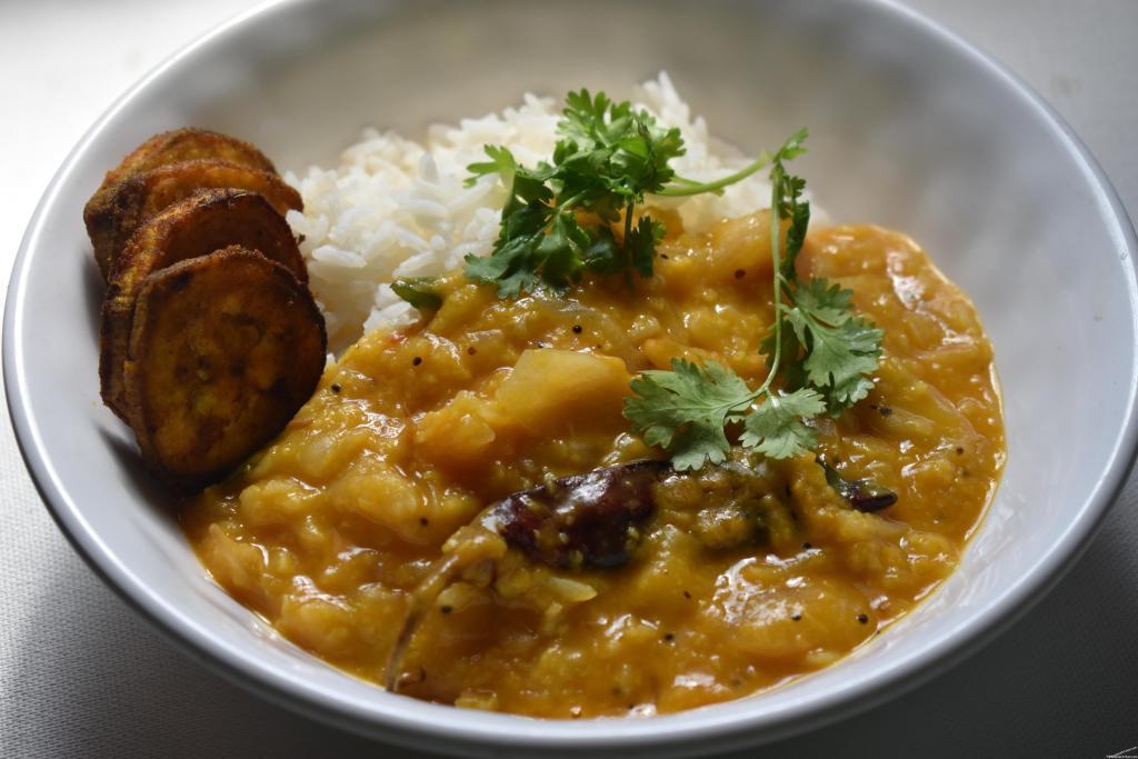 Cabbage Kootu - Parveenskitchen.com