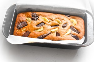 Almond Butter Banana Bread - Parveenskitchen.com