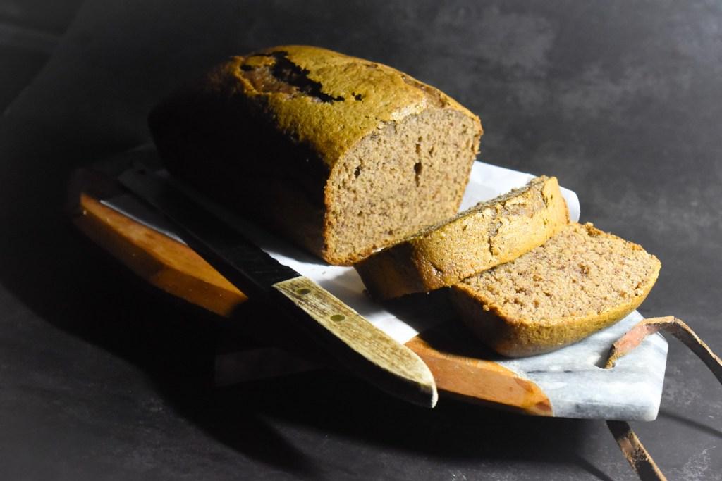 The Best Banana Bread - Parveenskitchen.com