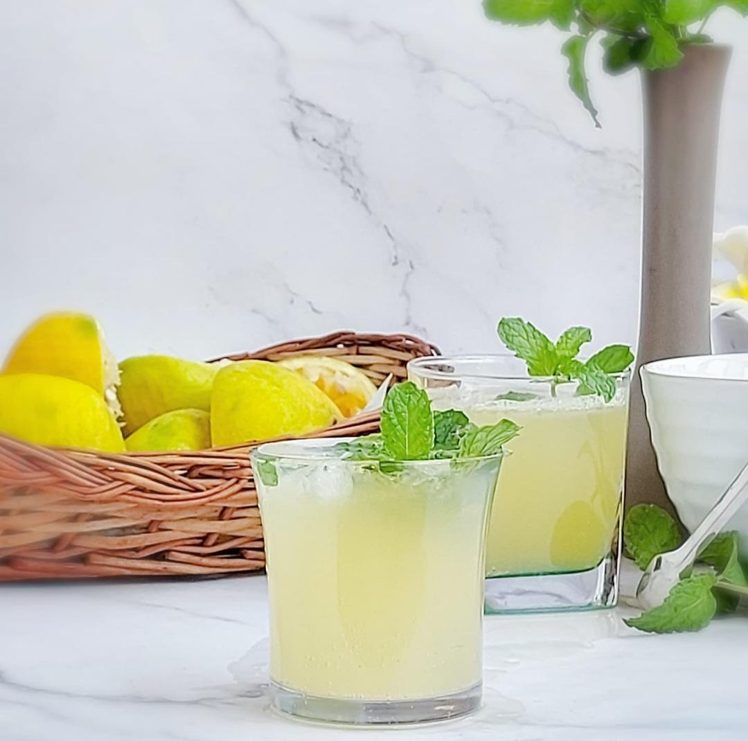 Sweet Lime Mojito