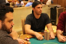 Bryan Hayes chip count 1.1 mil