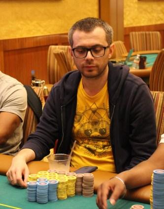 Fedor Dziuba 2nd Place $66,768